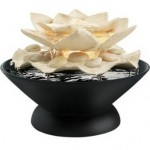 Homedics WFL-MARI Envirascape Illuminated Relaxation Fountain